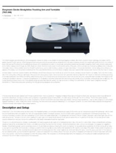 review Absolute Sound-2010_forside