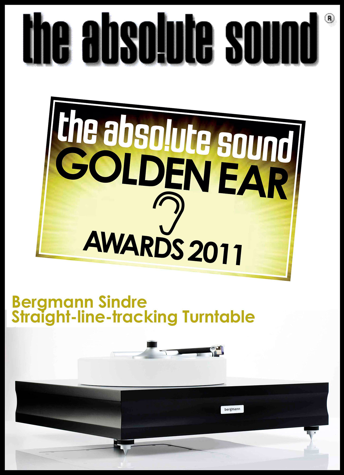 Award AbsoluteSoundG.E